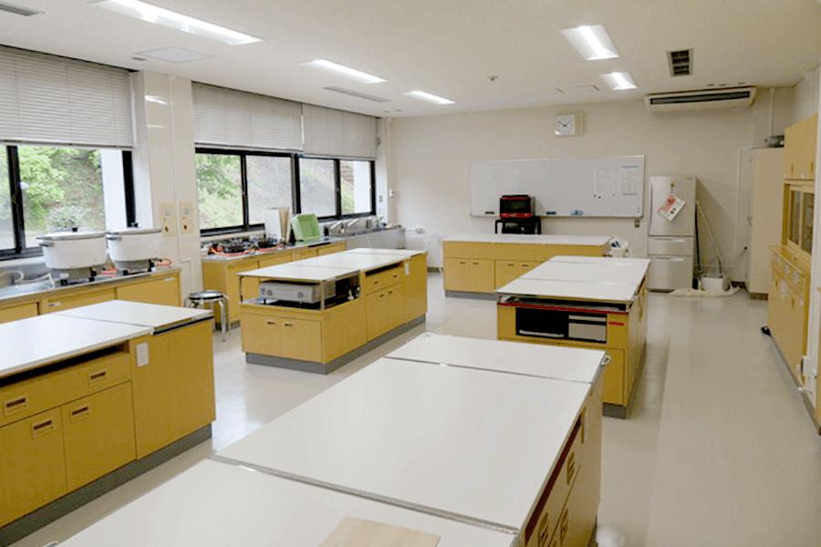 朝地公民館・調理室