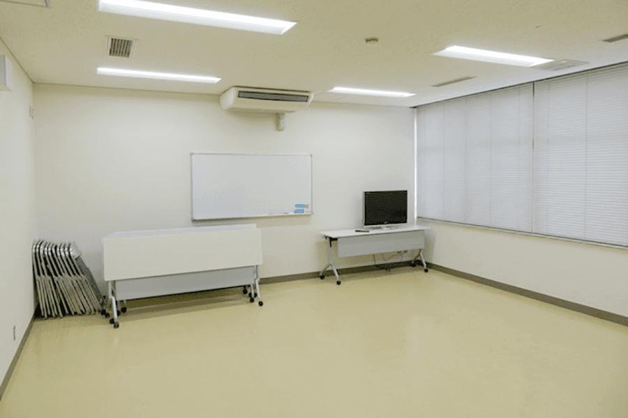 朝地公民館・第2会議室
