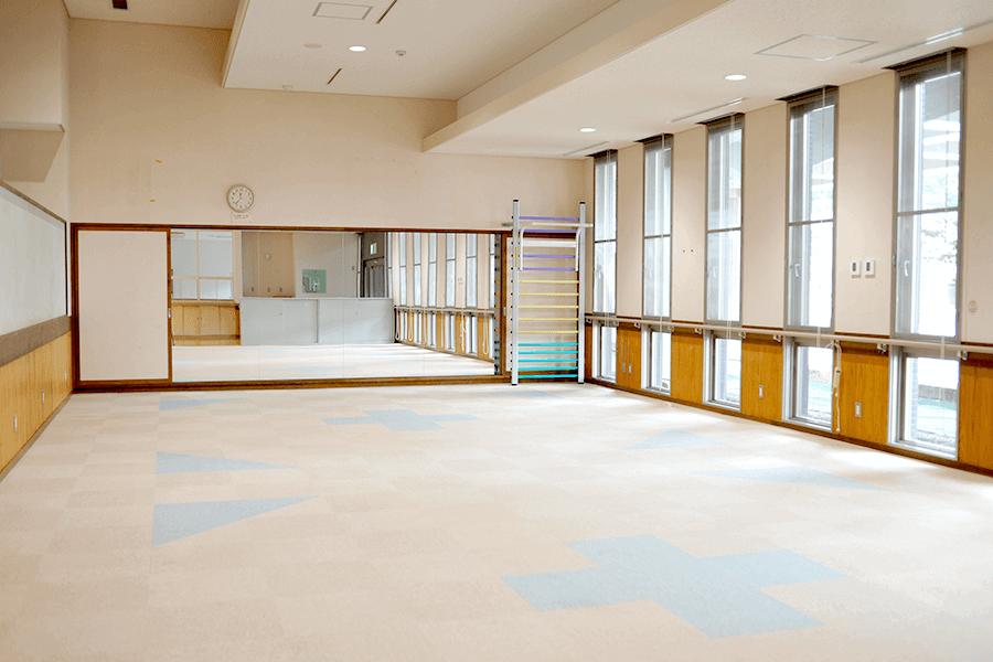 千歳公民館・会議室3(多目的ルーム)