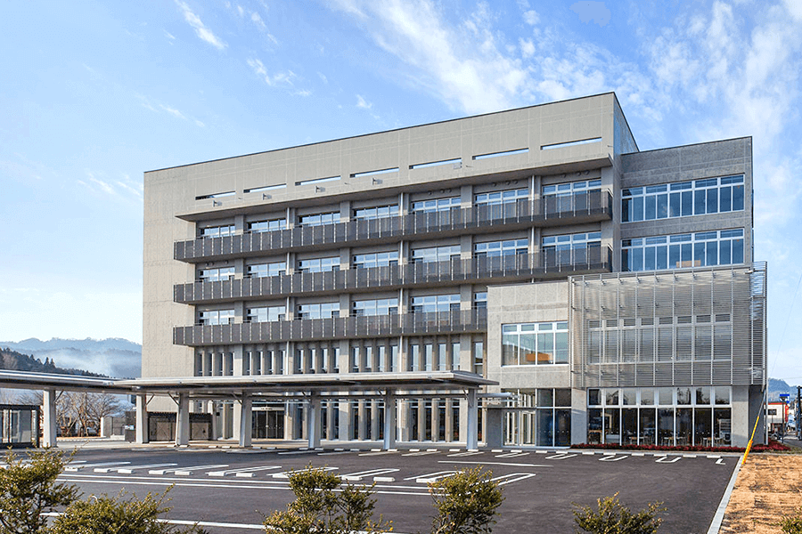 豊後大野市・中央公民館(豊後大野市役所本庁舎2階)