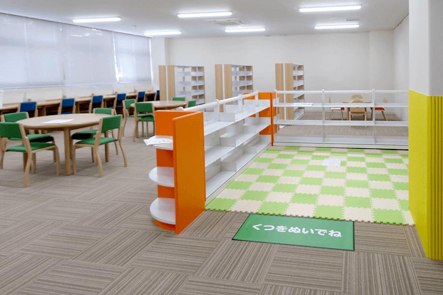 犬飼公民館・図書室