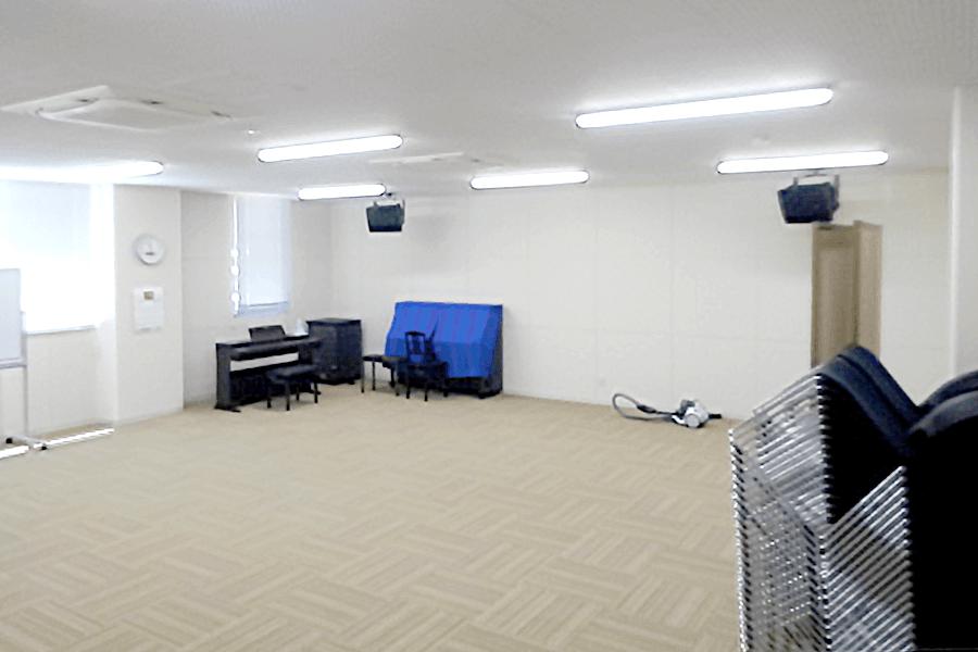 犬飼公民館・音楽室