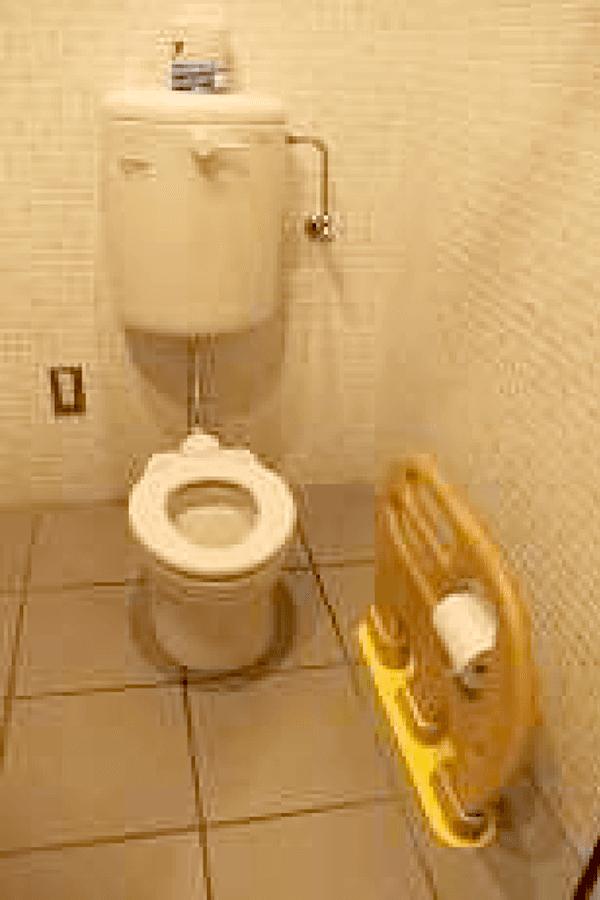 清川公民館・こどもトイレ