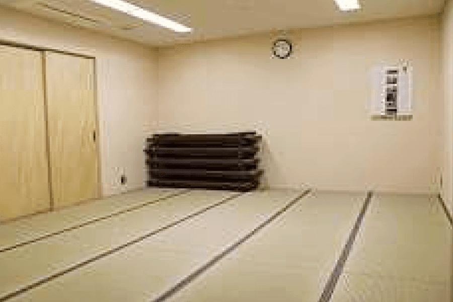 清川公民館・和室1