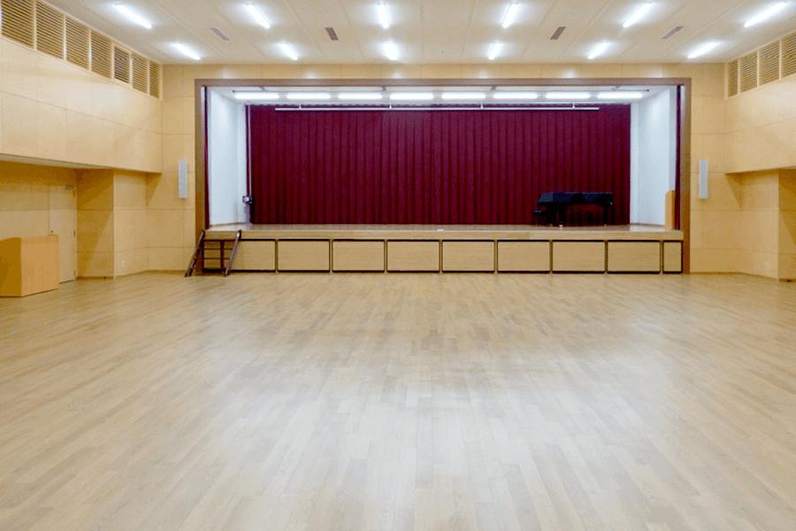 緒方公民館・ホール