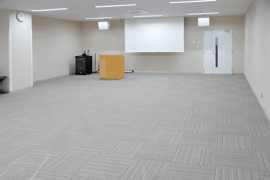 緒方公民館・視聴覚室