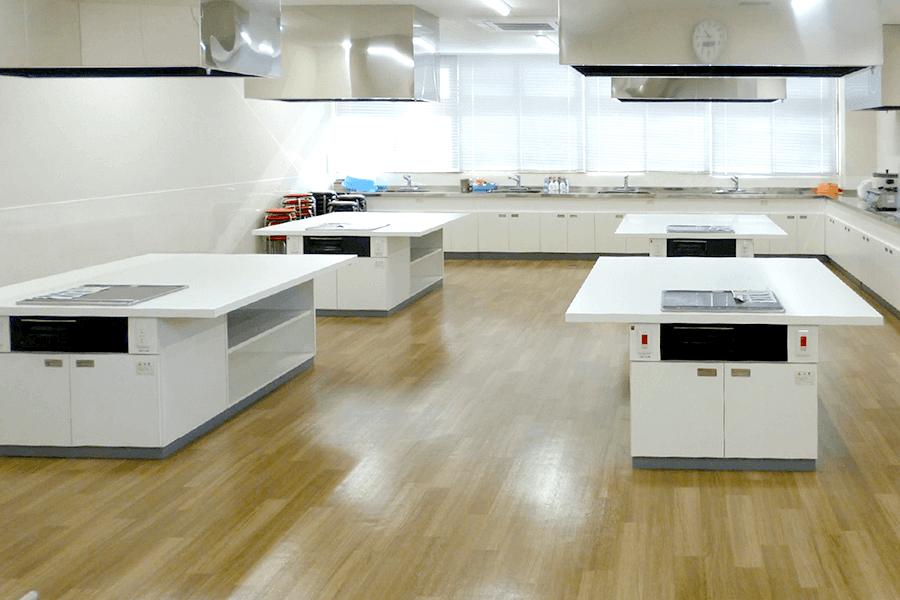 緒方公民館・調理室