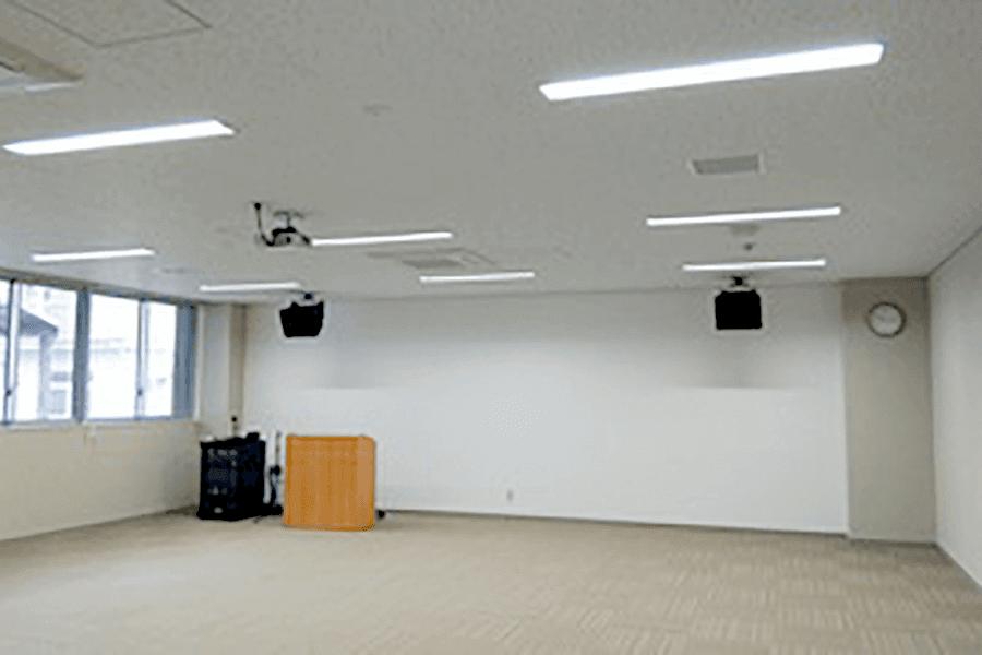 大野公民館・視聴覚室
