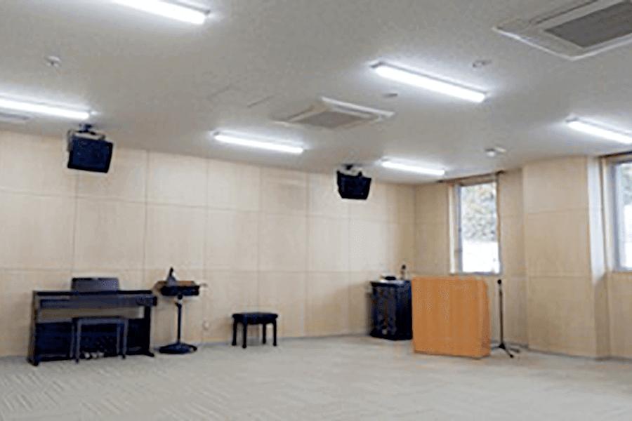 大野公民館・音楽室