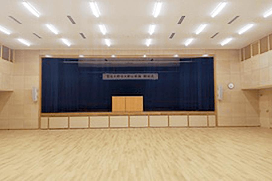 大野公民館・ホール