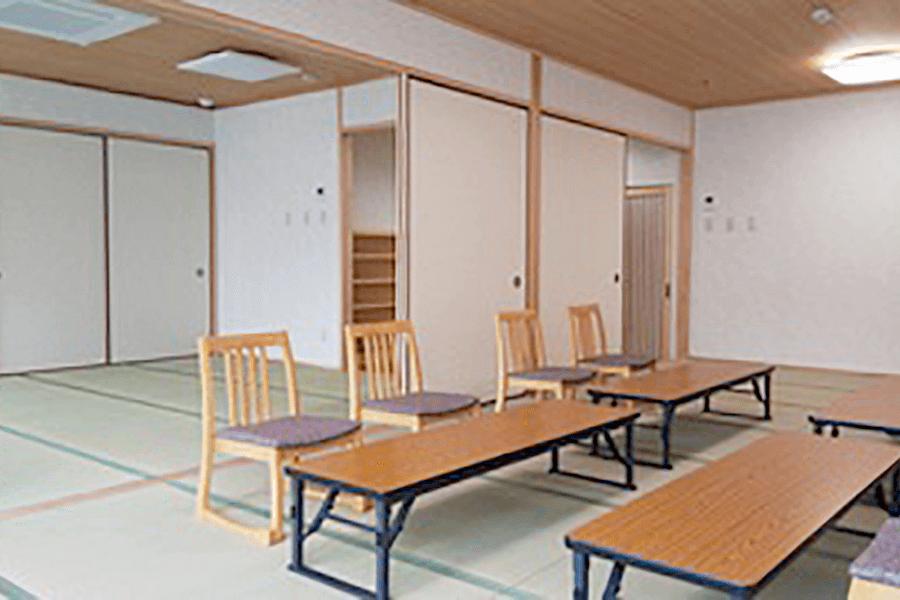 大野公民館・和室