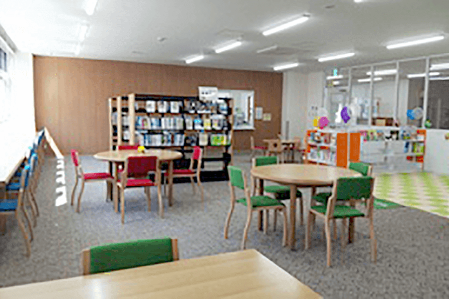 大野公民館・図書室