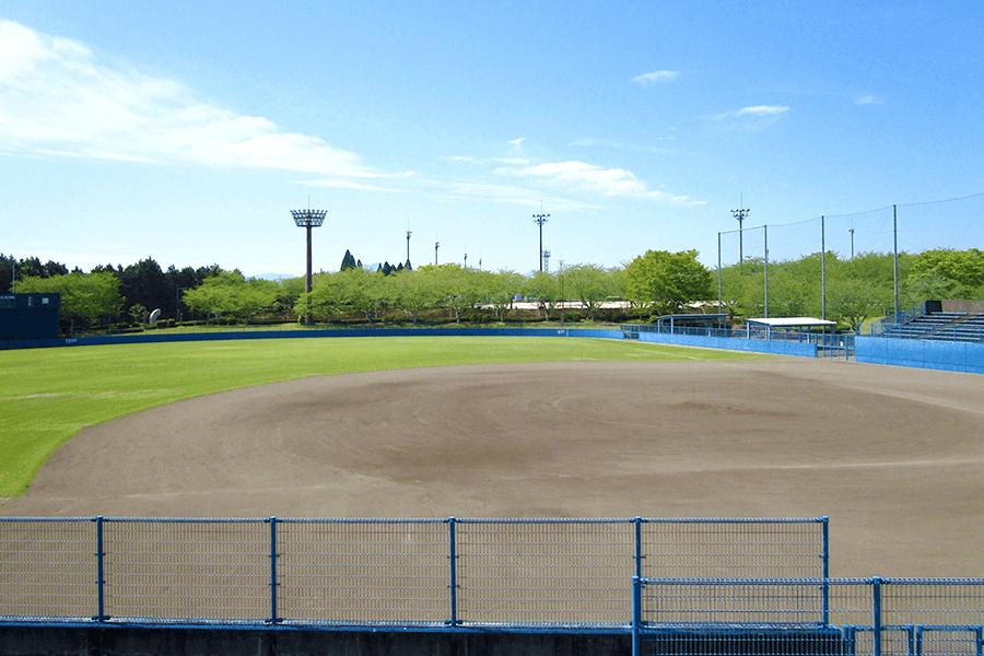 豊後大野市・千歳総合運動公園