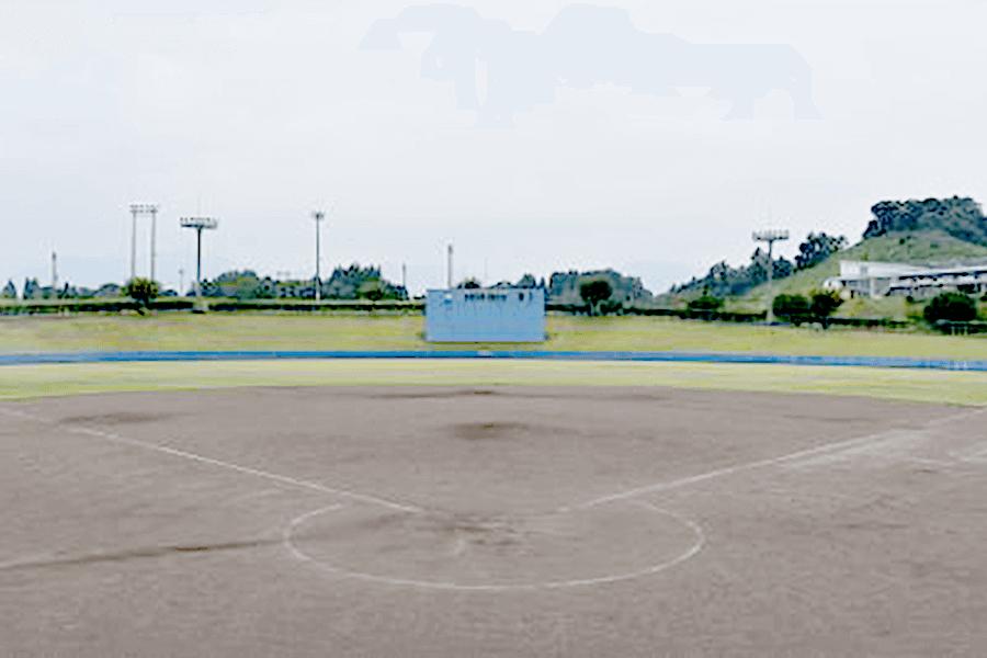 豊後大野市・緒方総合運動公園・野球場